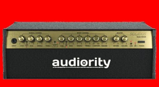 Audiority Solidus VS8100