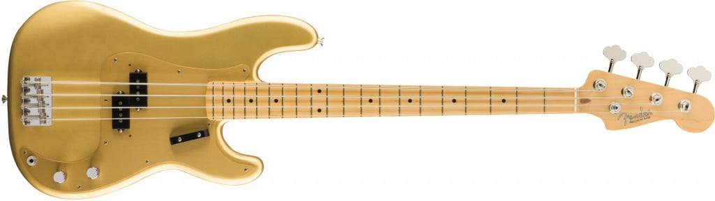 Aztec Gold '50s Precision Bass