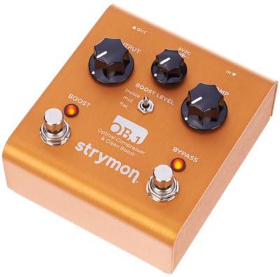 Strymon OB.1 Compressor & Clean Boost