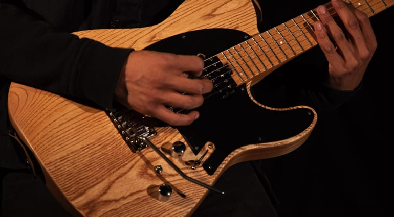 Charvel Pro-Mod So-Cal Style 2 in Natural Ash