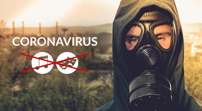 Coronavirus Affecting Live Music