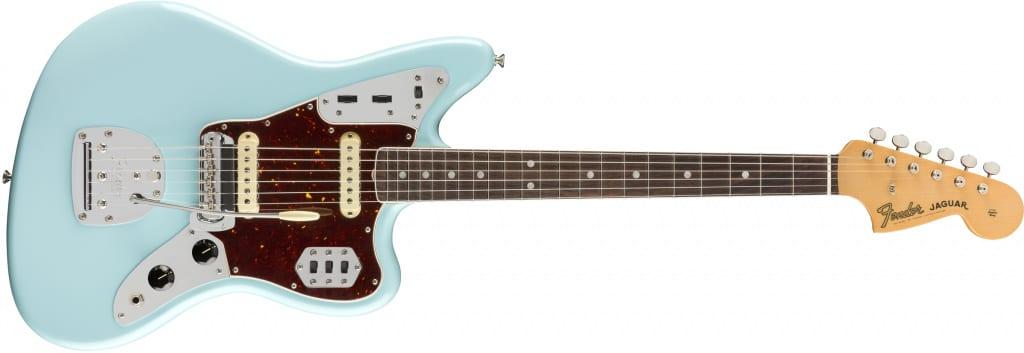 Daphne Blue '60s Jaguar