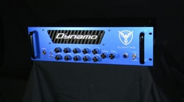 Dynamo Amplification Flight Rig