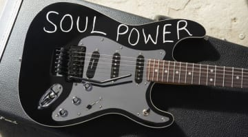 Fender Tom Morello Soul Power Artist Signature Stratocaster
