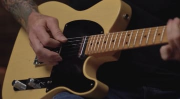 Fender celebrates 70 years of the workmans guitar- 70th Anniversary Broadcaster