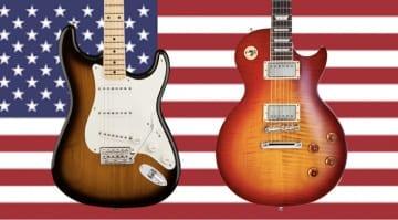 Fender vs Gibson?