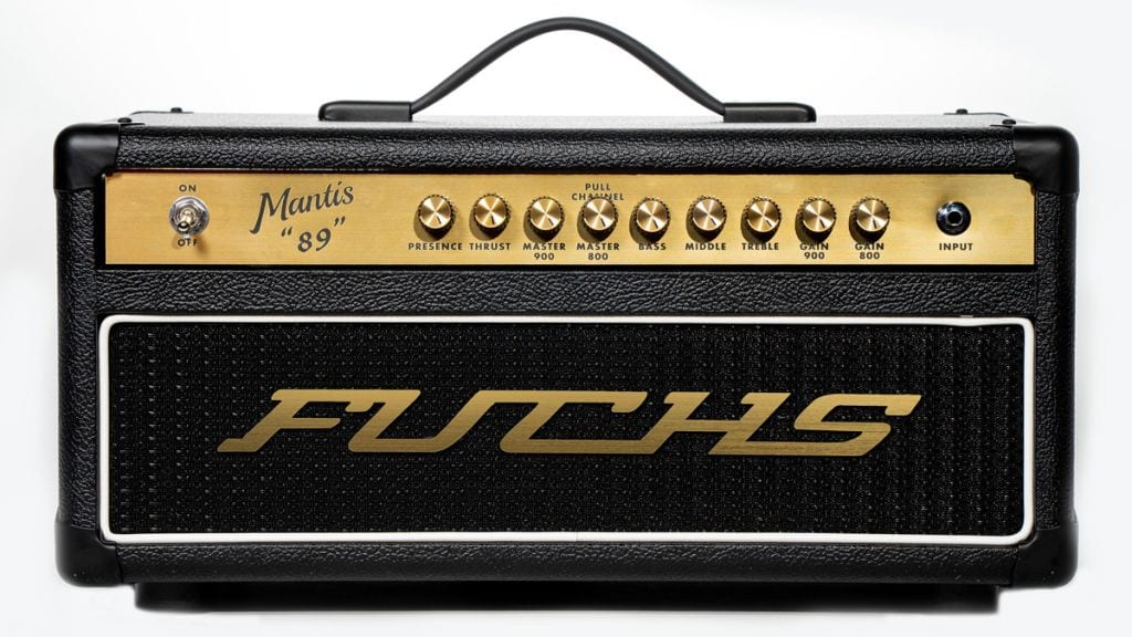 Fuchs Audio Mantis 89 amp head