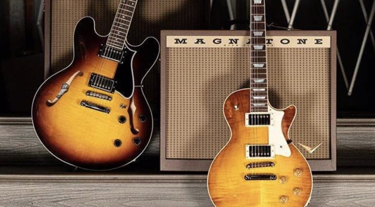 Heritage Guitars takes on Gibson in court