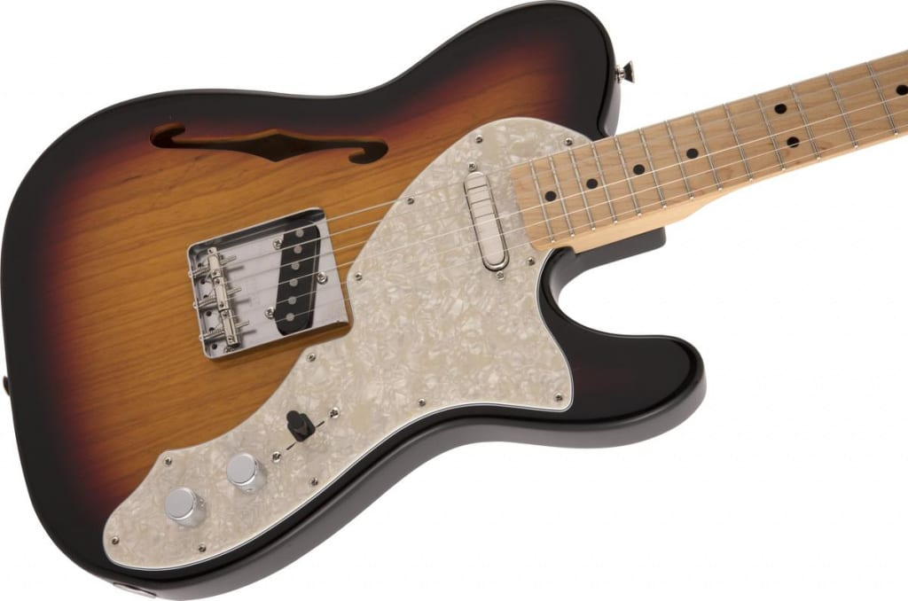 Fender Heritage Series Thinline Telecaster