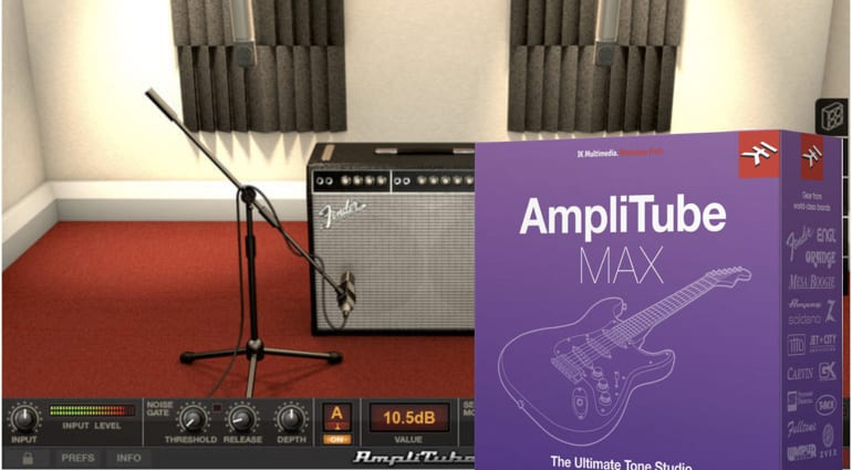 IK Multimedia AmpliTube MAX Deal