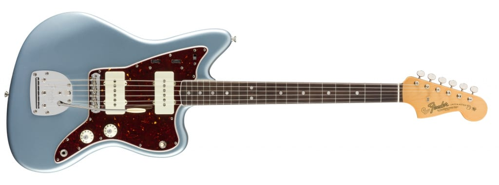 Ice Blue Metallic '60s Jazzmaster