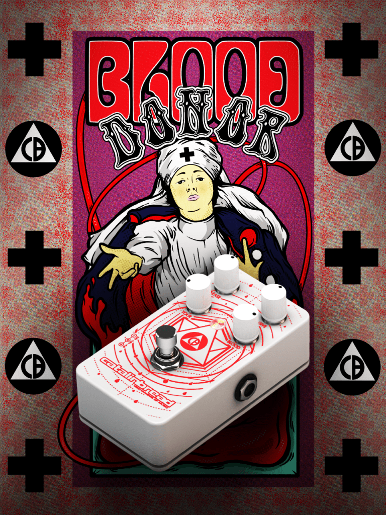 The Catalinbread Blood Donor
