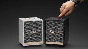 Marshall Uxbridge Amazon Alexa enabled speaker