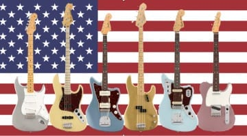 New Fender American Original colours