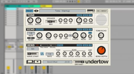 Psychic Modulation Undertow plug-in