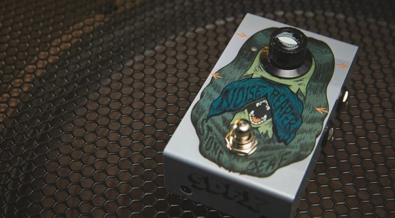 Stone Deaf FX Noise Reaper gate pedal