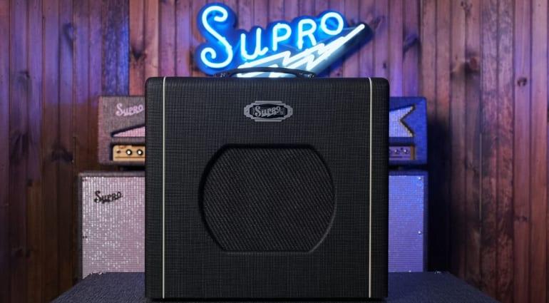 Supro Blues King 10