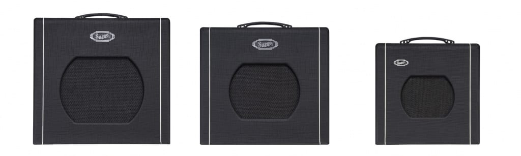 Supro Blues King guitar amplifier range