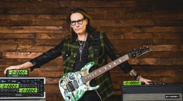 Synergy Amps introduces the Steve Vai signature module