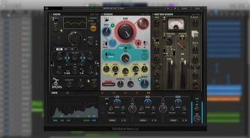 Waves MultiMod Rack plug-in