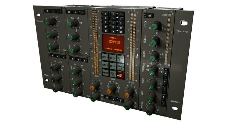 Acustica Audio Lime2