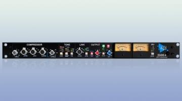 API 2500+ bus compressor