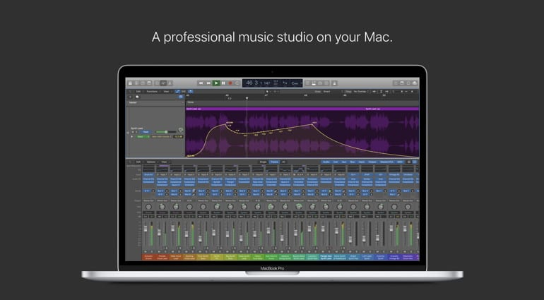 apple logic pro x 90 day trial