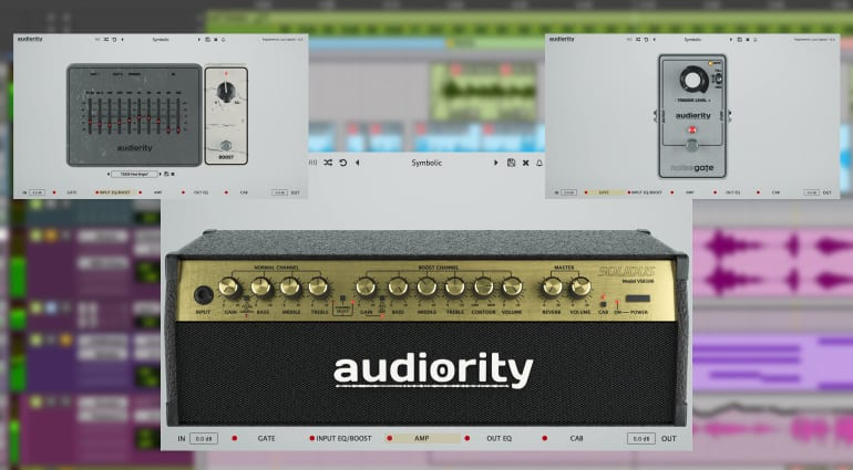 Audioitry Solidus VS8100 - Will it Djent?