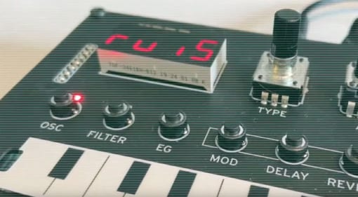 Ruismaker Drum Synth Oscillator