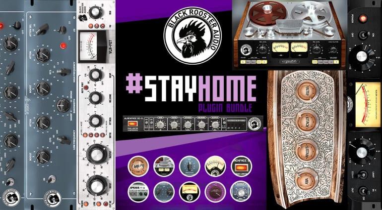 Black Rooster Audio #StayHome Bundle