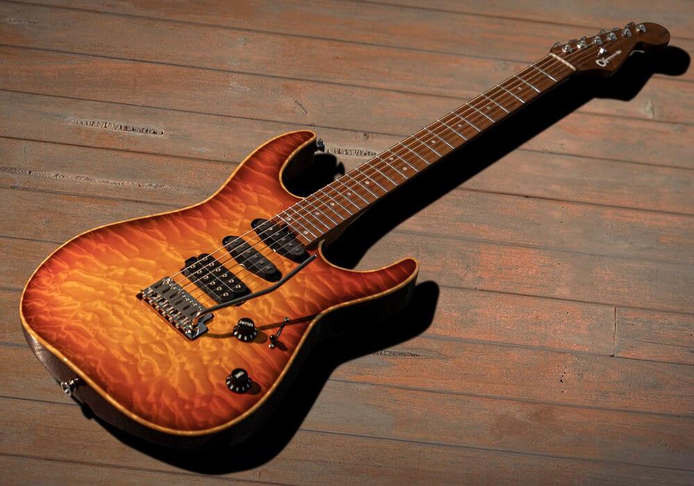 Charvel USA Select DK24 2PT