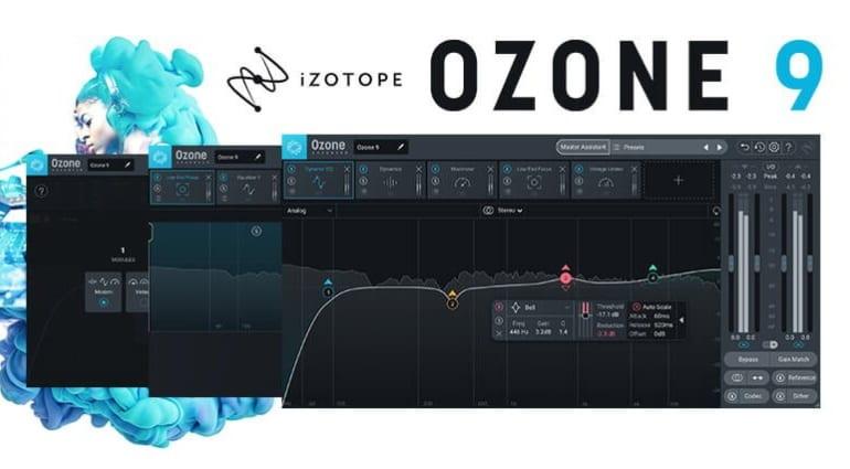 iZotope oZone 9 deals