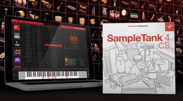 SampleTank 4 CS