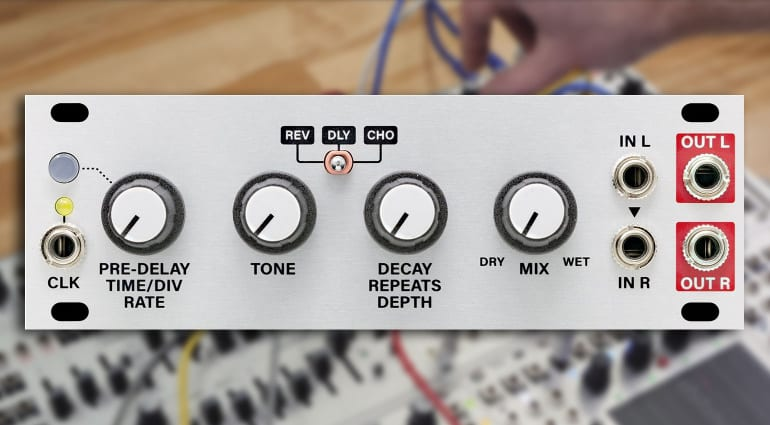 Intellijel Multi-FX 1U