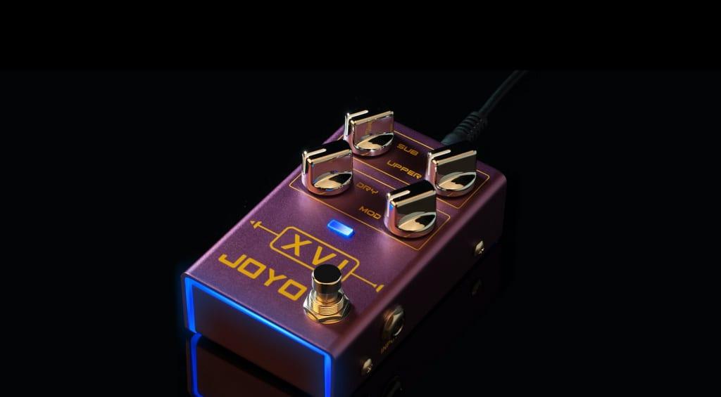 Joyo XVI Octaver pedal