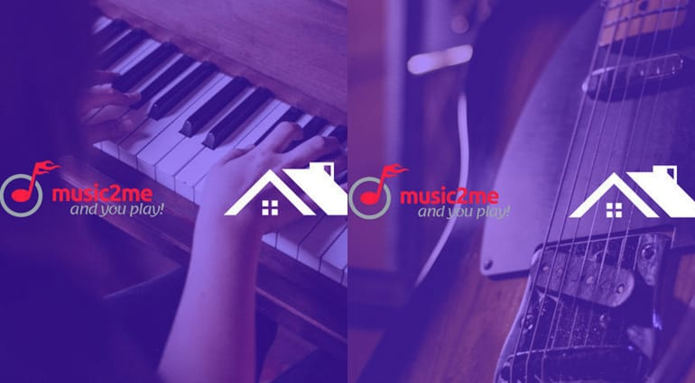 music2me online guitar and piano lessons