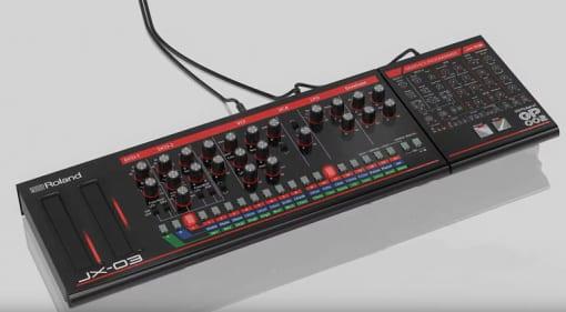 Roland JX-03 with GP-002