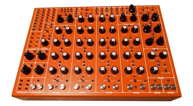 Pulsar-23 Orange