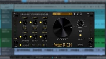 2gether Audio Rich Mastering Tool