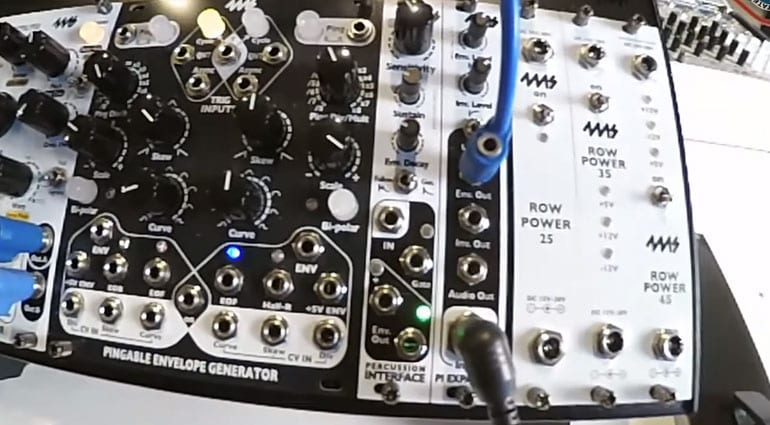 4MS Percussion Interface
