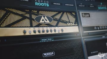 Amped ROOTS free from Riffs, Beards & Gear now you can blast through the 5034 Fluff