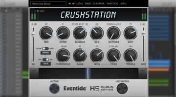 Eventide CrushStation plug-in