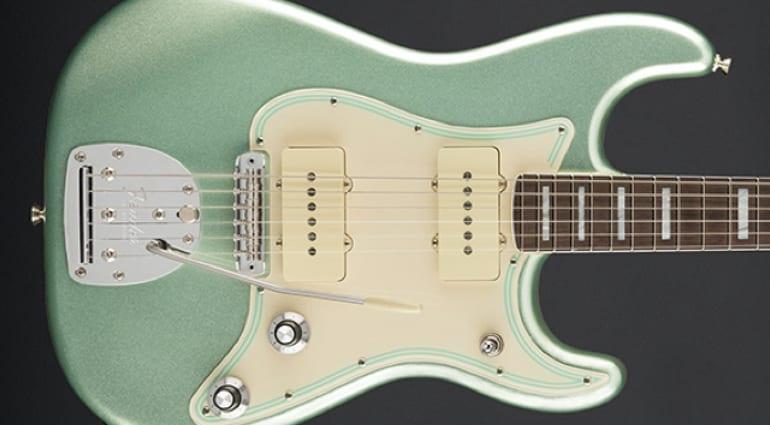 Fender Jazz Strat