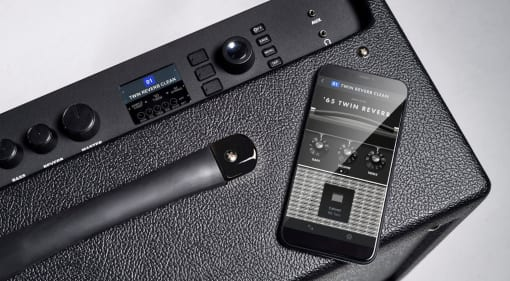 Fender Tone 3.0 app amplifier