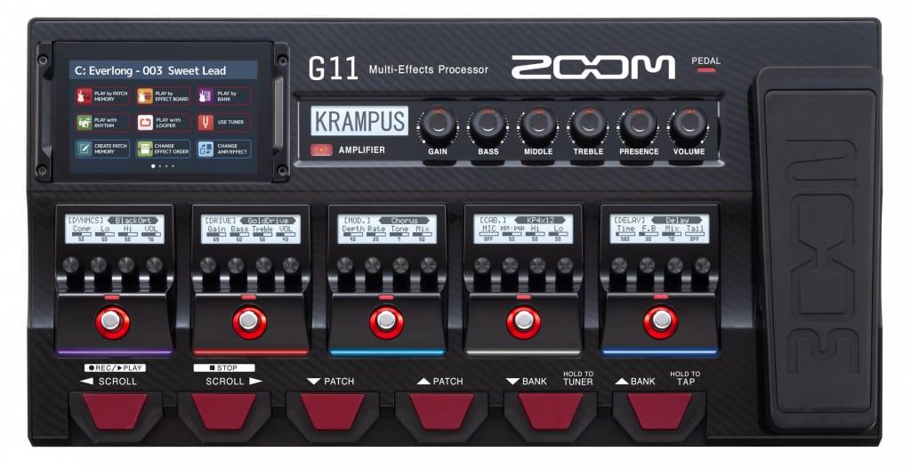Zoom G11