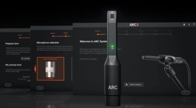 IK Multimedia ARC 3 microphone