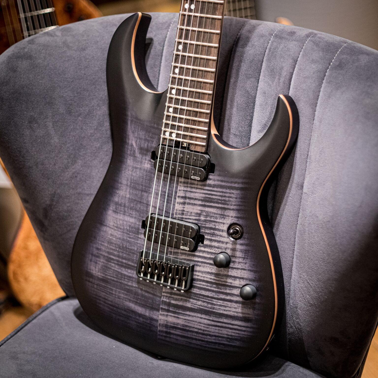 Harley Benton Amarok 7 String