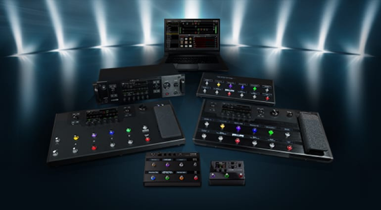 Line 6 Helix/HX 2.90 Firmware now with even more stuff for your favourite floor pedal