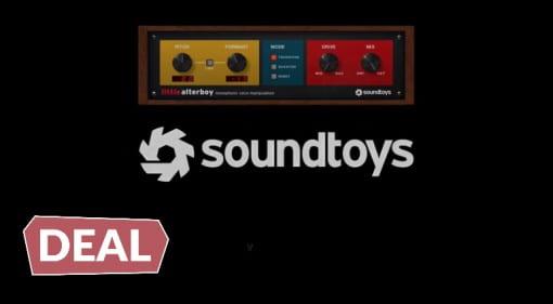 Soundtoys logo