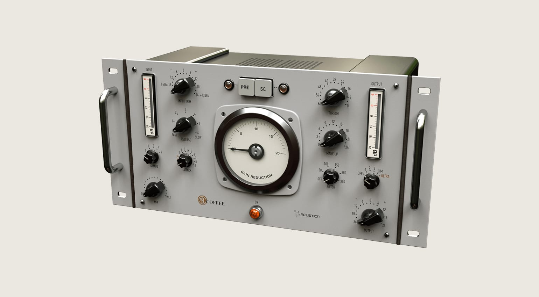 Acustica Audio Coffee Compressor